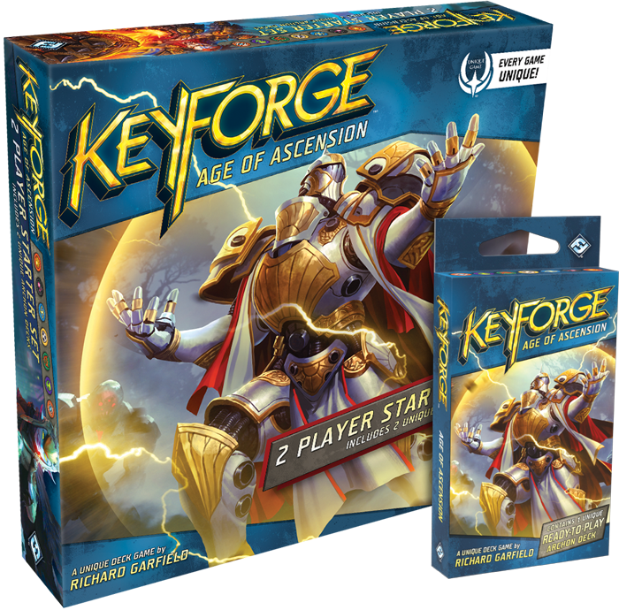 Keyforge Keychain 6/6 $5 Event