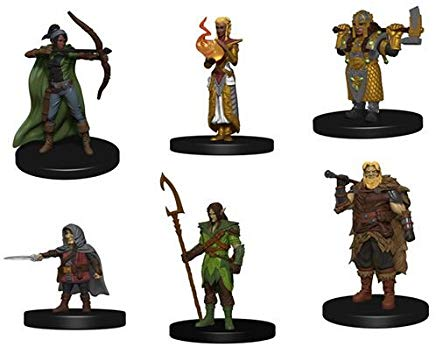 D&D Icons of The Realms: Starter Set