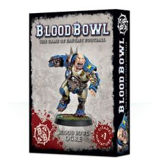 Blood Bowl Ogre 200-23