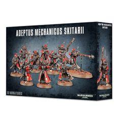 Adeptus Mechanicus Skitarii 59-10