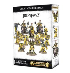 Start Collecting! Ironjawz 70-89