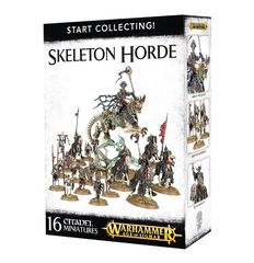 Start Collecting! Skeleton Horde 70-94