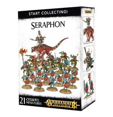 Start Collecting! Seraphon 70-88