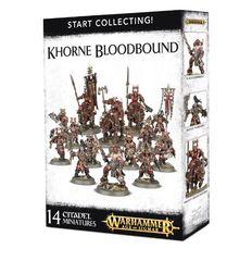 Start Collecting! Khorne Bloodbound 70-82