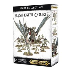 Start Collecting! Flesh-Eater Courts 70-95