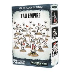 Start Collecting! Tau Empire 70-56
