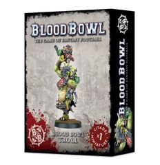Blood Bowl Troll 200-24