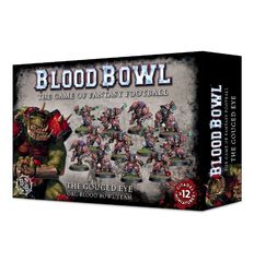 Blood Bowl The Gouged Eye Orc Blood Bowl Team 200-15