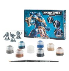 Space Marines + Paint Set 60-11