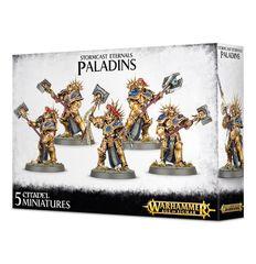 Stormcast Eternals Paladins SCE-13