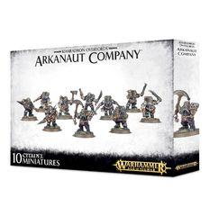 Kharadron Overlords Arkanaut Company 84-35