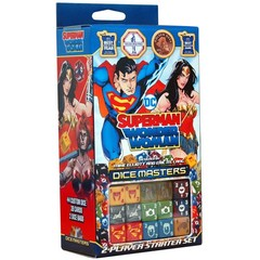 Dice Masters Superman & Wonder woman