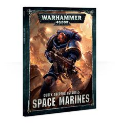 Codex: Adeptus Astartes Space Marines (Hardback) 8th Edition