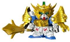 Bandai Hobby BB#346 Teihou Gundam Senshi Sangokuden, Bandai SD Action Figure