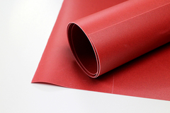 Worbla FlameRed Art Thermoplastic - Large Sheet