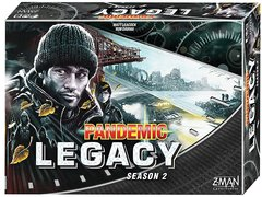 Pandemic: Legacy Season 2 Black