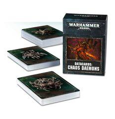 Datacards: Chaos Daemons