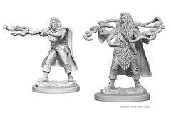 Dungeons & Dragons Nolzur`s Marvelous Unpainted Miniatures: W1 Human Male Sorcerer