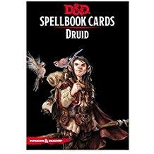 D&D: Spellbook Cards: Druid Deck