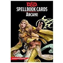 Spellbook Cards: Arcane Deck