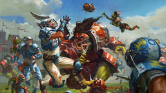 Blood Bowl League