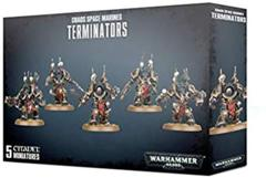 Chaos Space Marines Terminators 43-19