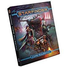 Starfinder RPG: Core Rulebook Hardcover