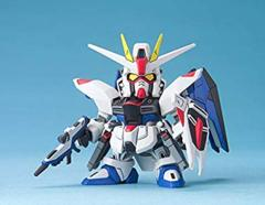 BB Senshi Freedom Gundam Plastic Model