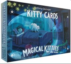 Magical Kitties Save the Day! RPG: Kitty Cards