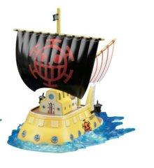One Piece Trafalgar Law's Submarine