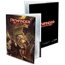 Misc. Pocket Pages & Binders Pathfinder Playtest Character Folio