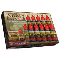 Army Painter Warpaints Quickshade Wash Set