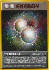Miracle Energy Japanese Holofoil