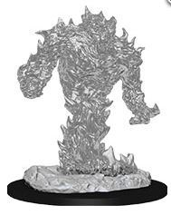 Dungeons & Dragons Nolzur`s Marvelous Unpainted Miniatures: W10 Fire Elemental