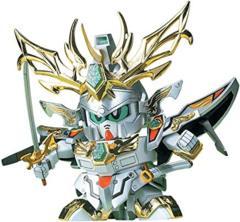 Bandai Hobby BB#163 SD Gundam: Buiou Daishougun Kirahagane Gokusai