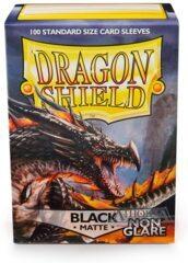Dragon Shield Matte Black Non Glare