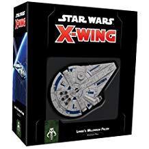 Star Wars - X-wing: Lando's Millenium Falcon