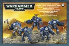 Space Marine Terminator Close Combat Squad ( Assault Squad) 48-34