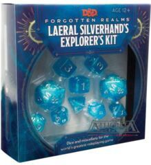 Dungeons and Dragons RPG: Forgotten Realms Laeral Silverhands Explorers Kit