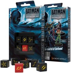 Batman Miniature Game Batman Dice Set