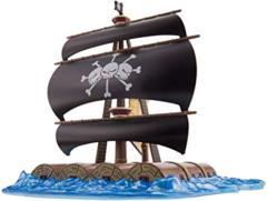 One Piece Marshall D Teach's Ship