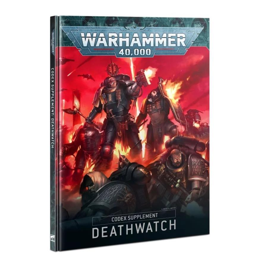 9th Edition Deathwatch Codex Supplement