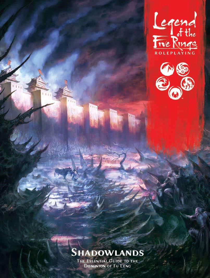 Legend of the Five Rings Roleplaying Shadowlands
