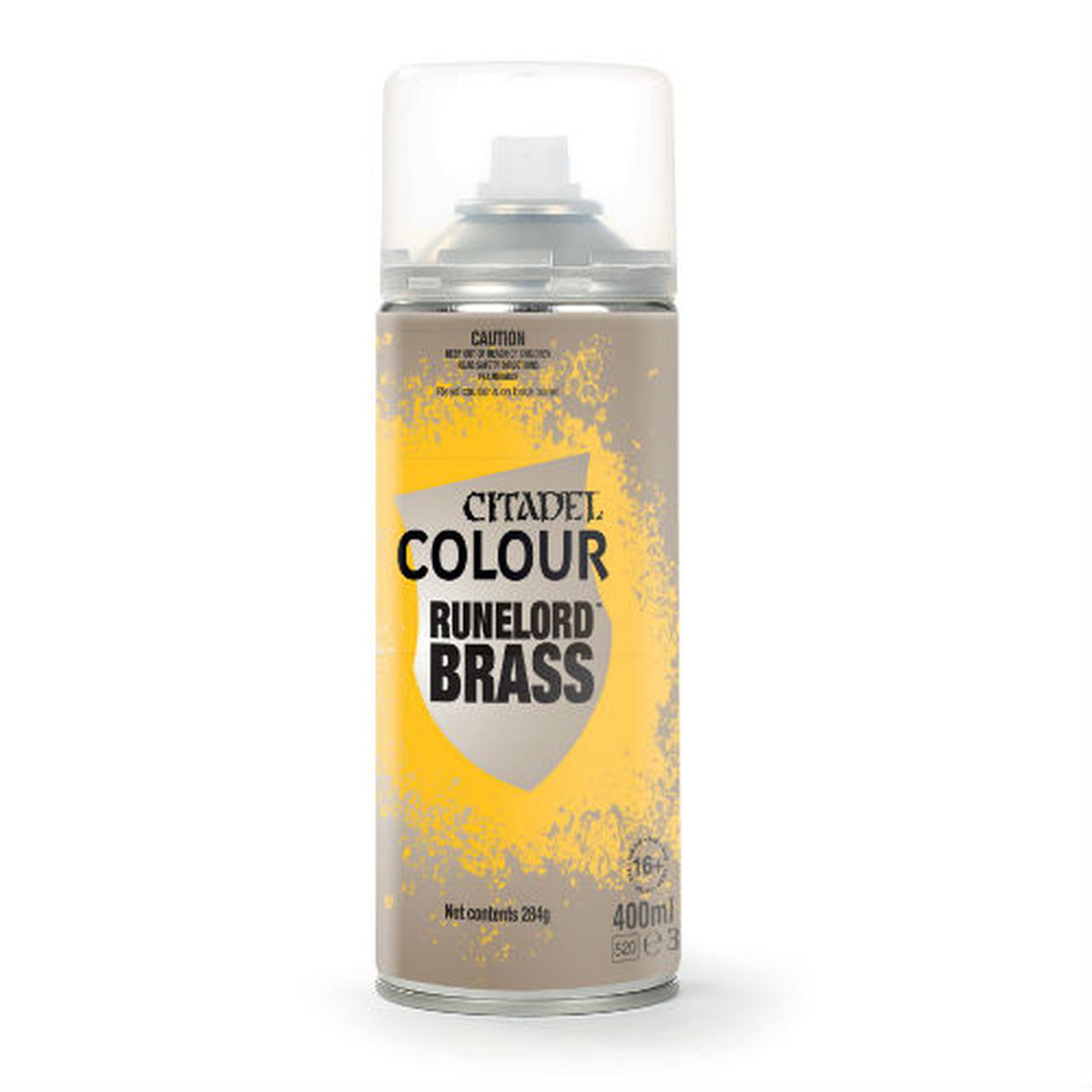 Citadel Colour Spray Runelord Brass 62-35