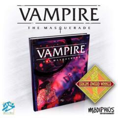 Vampire The Masquerade 5th Edition Core Rule Book
