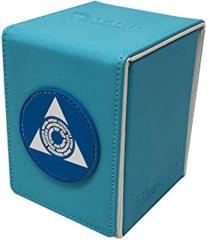 Ultra Pro 100ct Alcove Flip Deck Box MTG Guilds of Ravnica Azorius