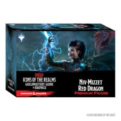 D&D Icons of The Realms: Guildmasters' Guide to Ravnica Niv-Mizzet Red Dragon Premium Figure