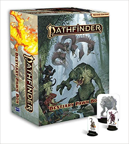 Pathfinder RPG: Pawns - Bestiary Box