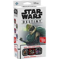 Star Wars Destiny: General Grievous Starter Set
