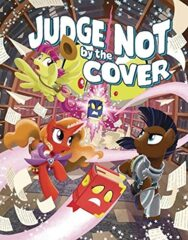 Tails of Equestria Judge Not By The Cover